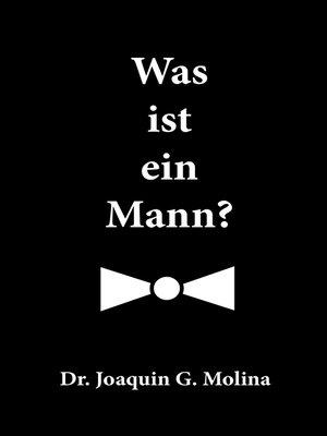 cover image of Was ist ein Mann?