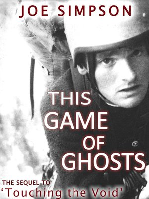 cover image of This Game of Ghosts