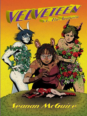 cover image of Velveteen vs. the Seasons