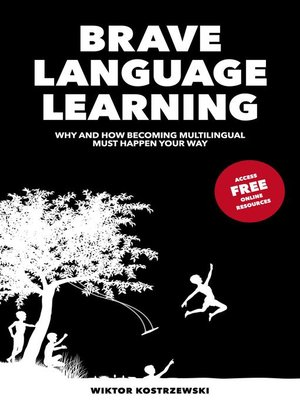 cover image of Brave Language Learning
