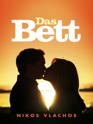 cover image of Das Bett