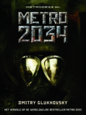 cover image of METRO 2034