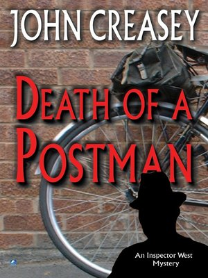 cover image of Death of a Postman