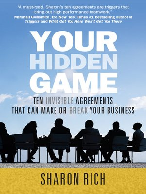 cover image of Your Hidden Game