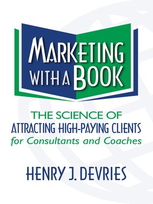 cover image of Marketing With a Book