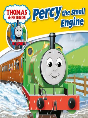 cover image of Percy the Small Engine
