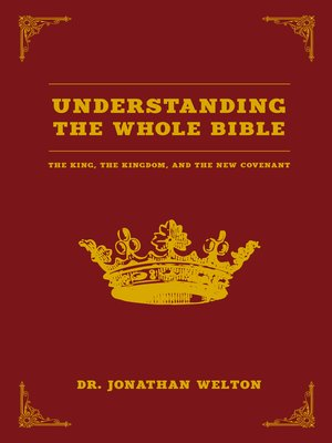 cover image of Understanding the Whole Bible