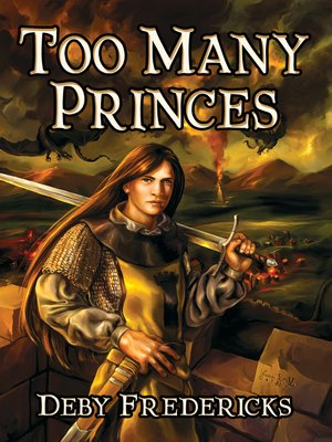 cover image of Too Many Princes