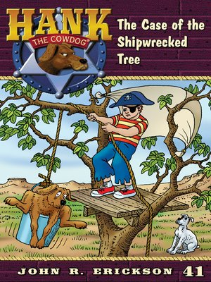 cover image of The Case of the Shipwrecked Tree
