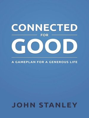 cover image of Connected for Good