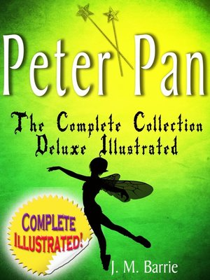 cover image of Peter Pan the Complete Collection