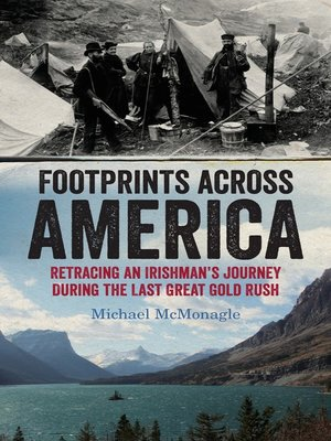 cover image of Footprints Across America