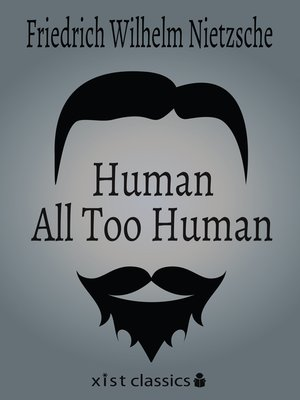 cover image of Human, All Too Human
