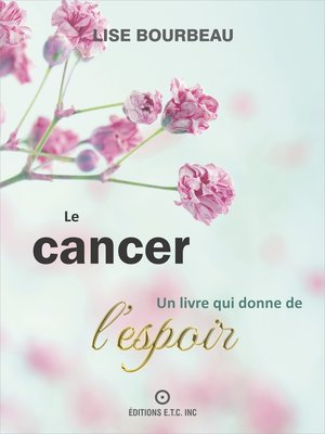cover image of Le Cancer