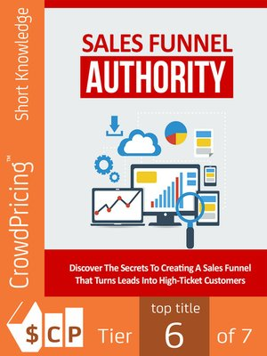 cover image of Sales Funnel Authority