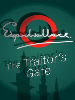 cover image of The Traitor's Gate