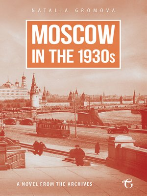 cover image of Moscow in the 1930s