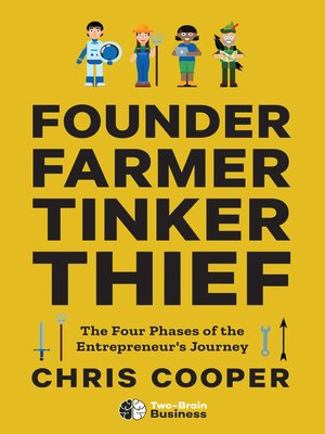 cover image of Founder, Farmer, Tinker, Thief