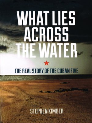 cover image of What Lies Across the Water