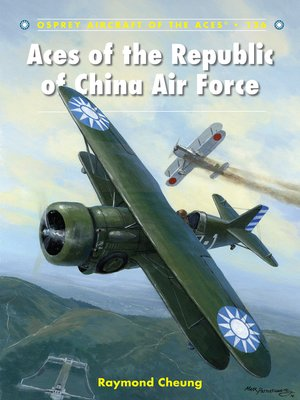 cover image of Aces of the Republic of China Air Force