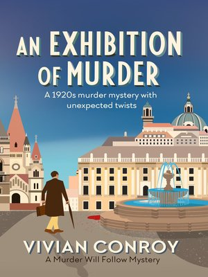 cover image of An Exhibition of Murder