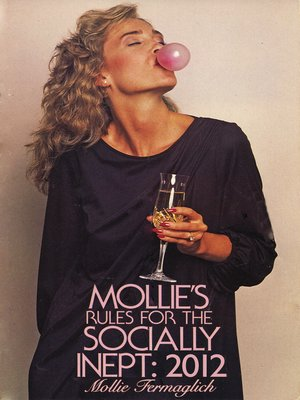 cover image of Mollie's Rules for the Socially Inept