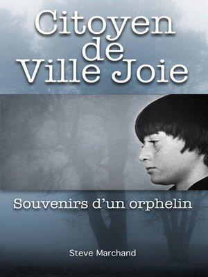 cover image of Citoyen de Ville Joie