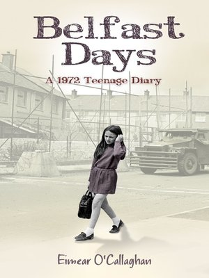 cover image of Belfast Days
