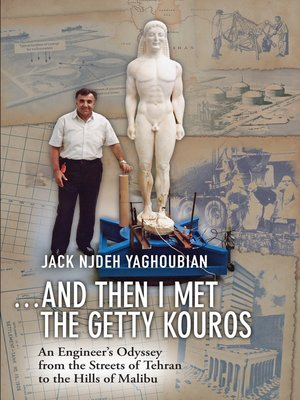 cover image of ...And Then I Met the Getty Kouros