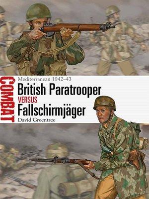 cover image of British Paratrooper vs Fallschirmjager