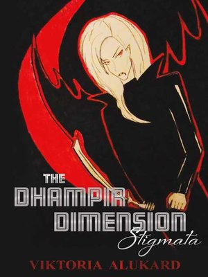 cover image of The Dhampir Dimension