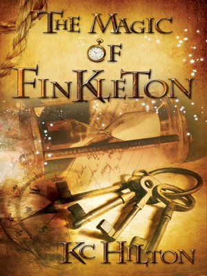 cover image of The Magic of Finkleton