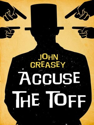 cover image of Accuse the Toff