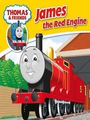 cover image of James the Red Engine
