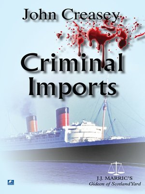 cover image of Criminal Imports