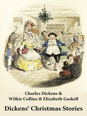 cover image of Dickens' Christmas Stories