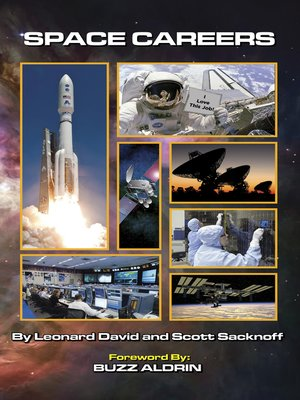 cover image of Space Careers