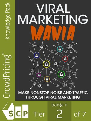 cover image of Viral Marketing Mania