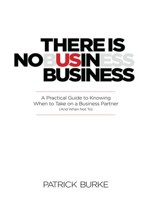 cover image of There Is No Us in Business