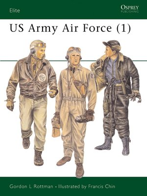 cover image of US Army Air Force (1)
