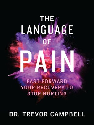 cover image of The Language of Pain