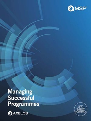 cover image of Managing Successful Programmes ()