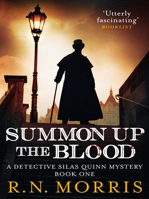 cover image of Summon Up the Blood