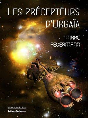 cover image of Les précepteurs d'Urgaïa