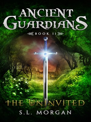 cover image of Ancient Guardians