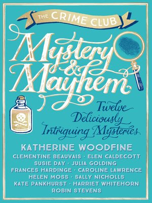cover image of Mystery & Mayhem