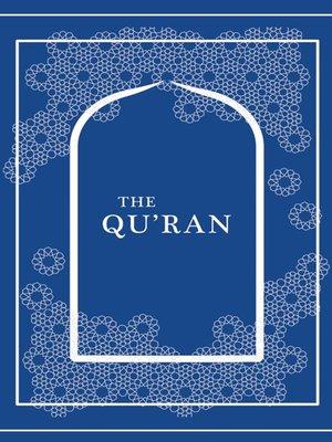 cover image of The Qu'Ran (Koran)