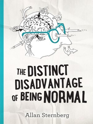 cover image of The Distinct Disadvantage of Being Normal