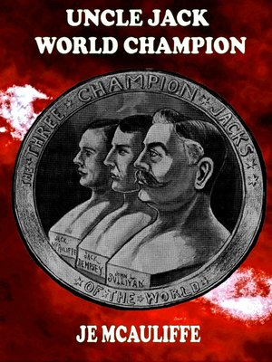 cover image of Uncle Jack World Champion