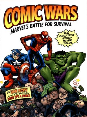 cover image of Comic Wars